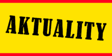 AKTUALITY – leden a únor 2019