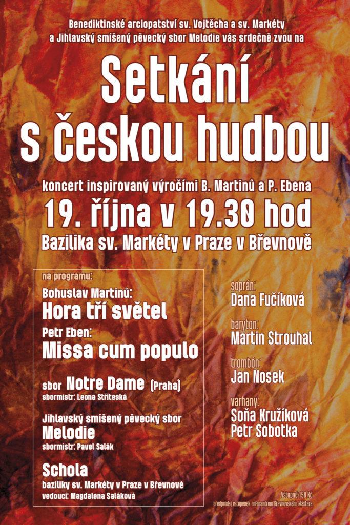 Setkání s českou hudbou