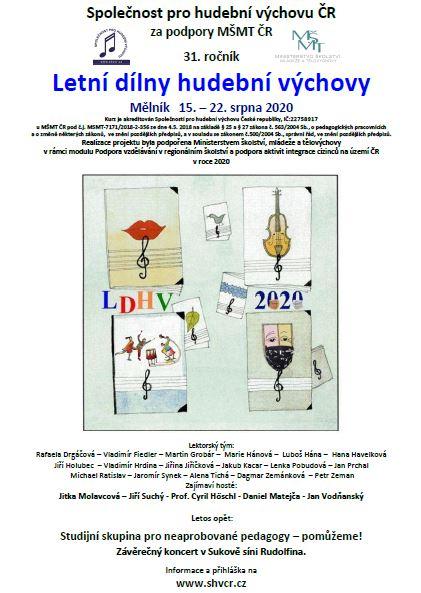 LDHV 2020 aktuálně